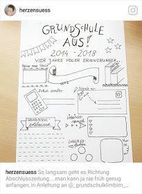 Herzensuss Grundschule Aus Abschluss Zeitung In 2020 Schule