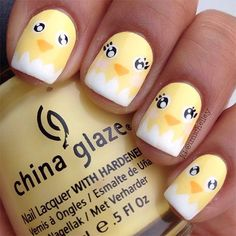 12-Easter-Chick-Nail-Art-Designs-Ideas-Trends-Stickers-2015-3