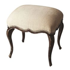 I pinned this Butler Iona Vanity Stool from the Luxe & Lavish event at Joss and Main!