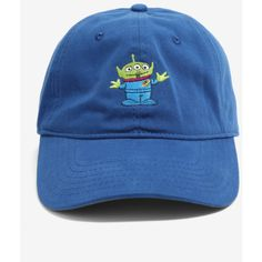 Disney Pixar Toy Story Martian Dad Hat (€16) ❤ liked on Polyvore featuring men's fashion, men's accessories, men's hats and mens caps and hats