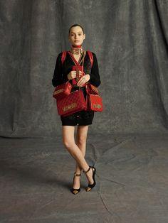 MOSCHINO 2014年プレフォールコレクション   Fashionsnap.com
