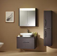 LAKBERENDEZÉS - OTTHON - DESIGN blog: Praktikus fürdőszoba bútor megoldás Design Blog, Cabinet Design, Double Vanity, Bathrooms, Google, Bathroom Furniture, Toilets, Bathroom, Full Bath
