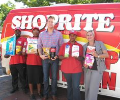 Social Media Craze Inspires Shoprite Checkers as part of its response to a social media trend sweeping the country known as  #Neknominations. An additional 10 soup trucks were added to its existing fleet of Mobile Soup Kitchen units to feed an additional four million people. Shoprite and Checkers have decided to challenge 10 leading brands in the country to continue with the Facebook video challenge and have already contributed over R125,000 in assistance to various community projects.