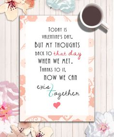 valentine quote to daddy