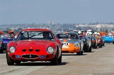 Wow! Ferrari 250 GTO followed by a Porsche 356, my No.1 followed by a definite top 5 car of all time!