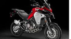 El vídeo y las fotos de la Multistrada 1200 Enduro   Novedades   Motociclismo.es