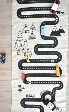Fun kids room inspiration // play ideas