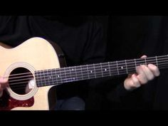 """how to play """"Goodbye Blue Sky"""" by Pink Floyd - acoustic guitar lesson - YouTube"""