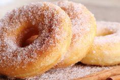 Un beignet cuit au four, une recette rapide et facile