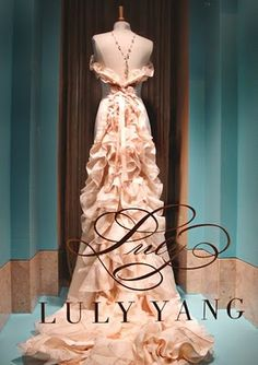 Bridal Dress ~ Luly Yang