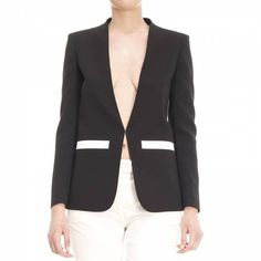 Jackets Woman Iceberg Blazers For Women, Jackets For Women, Clothes For Women, Sporty Chic Style, Skinny Pants, Joggers, Active Wear, Classy, Couture