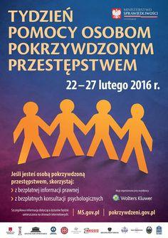 #Kancelaria Agnieszki Kapały -Sokalskiej kolejny rok z rzędu bierze udział w akcji pod nazwą: Tydzień Pomocy Osobom Pokrzywdzonym Przestępstwem. #tpopp #ministerstwosprawiedliwości