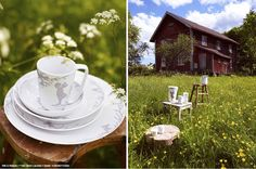 Wik & Walsøe - The Fairy as part of Norwegian nature and design