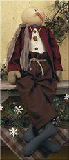 Seasonal - Christmas & Winter - Cardinal's Farmhouse Sampler