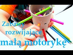 Zabawy dla dzieci w domu, kreatywne dzieci, zabawy dla 2-3 latków, zabawy dla 4-5 latków, moje dzieci kreatywnie, kreatywnie w domu, zabawy w przedszkolu. Diy For Kids, Cool Kids, Crafts For Kids, Busy Bags, Kids Education, Flower Crafts, Preschool Crafts, Playroom, Cute Animals