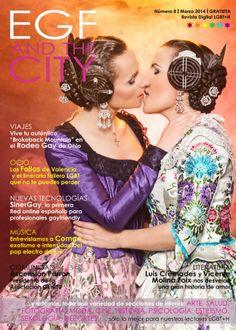 Nueva edición de nuestra revista EGF and the City http://www.empresasgayfriendly.com/revista/egf-city-numero-8