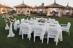 Gloria Golf Resort, Turkey x Perfect Weddings Abroad, Wedding Abroad, Traveling By Yourself, Wedding Venues, Bbq, Turkey, Golf, Organization, Table Decorations