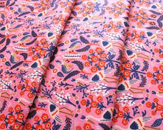 COTTON+STEEL Les Fleurs 8001-02 Tapestry Rose