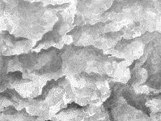 Papier peint Variations, Tiphaine de Bodman (Petite Friture)