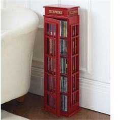 Decorative Signs London Telephone Booth Home Decor
