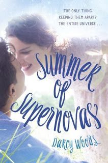 Welcome: ARC Review: Summer of Supernovas - What a cosmic collision
