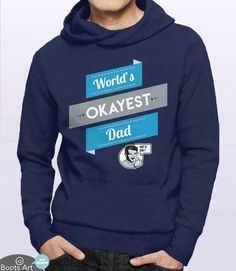 Top Dad Hoodie Gift For Father Hooded Sweatshirt Father's Day Gift LTKHC8Wy