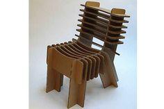 Cardboard Chair No Glue Best Design Ideas 411790 Decorating Ideas
