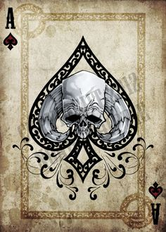 Ace of Spades by *NoahW on deviantART