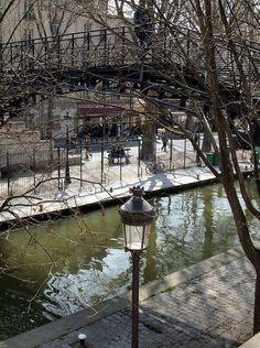 Bassin de La Villette, Paris XIX