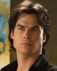 Love....  Ian Somerhalder   The Vampire Diaries