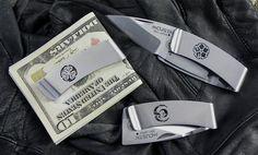 MCU82 Mcusta Money Clip Kikyo