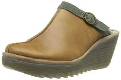 Fly London Women's Yapp Clogs: Amazon.co.uk: Shoes & Bags