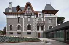 THERMOCHIP® TAH en la rehabilitación del Palacio Bake Eder de la Fundación BiscayTIK | #madera #restauration #paneles #THERMOCHIP #arquitectura #deco