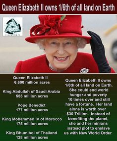 Don't dis the queen From all of the country's in allegiance to her