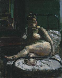 Walter Richard Sickert 'La Hollandaise', c.1906