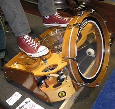 The Foot Drum