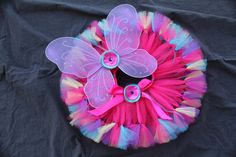 Abby Cadabby Fairy Tutu Costume Baby Tutus by PirouetteBoutique, $49.95