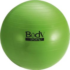 Body Sport AntiBurst Fitness Ball Green 55cm * Find out more about the great product at the image link.