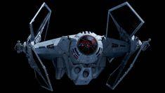 TIE Demolisher advanced bomber, by Fractalsponge (Ansel Hsiao) Rpg Star Wars, Nave Star Wars, Star Wars Sith, Star Trek, Star Wars Characters Pictures, Images Star Wars, Star Wars Concept Art, Star Wars Fan Art, Star Wars Spaceships