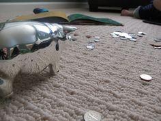 Top Ten Early Financial Literacy Pinterest Pin