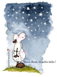 Happy new Year, little stars!