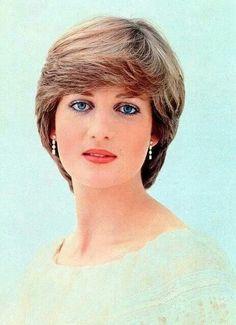 Princess Diana. .