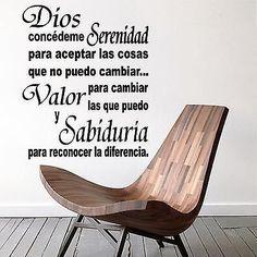 Serenity Prayer: God grant me the Serenity. Love The Lord, Gods Love, Al Anon, Sober Living, God Prayer, Prayer Scriptures, Bible Verses, God Loves Me, Butterfly Chair