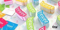 Bewee - Personalização de têxteis #onetofour #one #bewee #desenhos #bordados #têxteis #branding