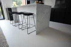 Stoopen&Meeûs Stuc Deco floor. Belgian Tadelakt. Flemish Beton-ciré.