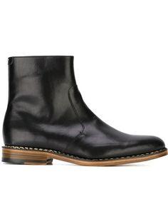 MAISON MARGIELA Classic Ankle Boots. #maisonmargiela #shoes #boots