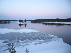 Finland - stunning. Pink colours tell me this is Feb - March