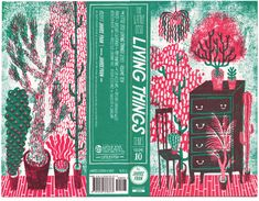 Children's book inspiration   Living things by JooHee Yoon.
