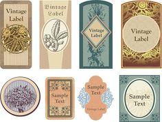 vintage-vector-floral-labels