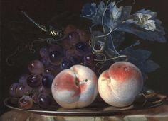 Willem van Aelst (1626-1683) - нидерландский художник эпохи барокко.   Роскошные натюрморты для Медичи. Я в полном восторге.. Обсуждение на LiveInternet - Российский Сервис Онлайн-Дневников